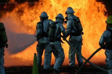 خدمات ایمنی و آتش نشانی
